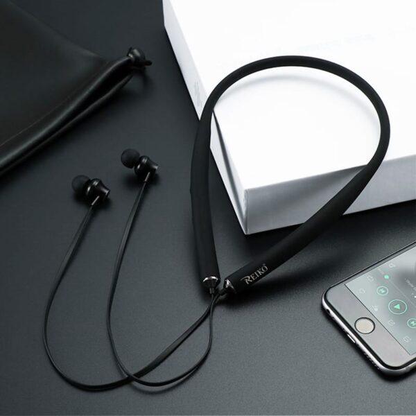 Reiko Universal Bluetooth Earphones Black